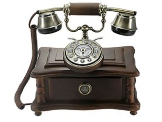 Old Fashion Style Nostalgie Telefon 1920