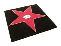 Fu�matte WALK OF FAME
